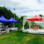 gazebo çadır
